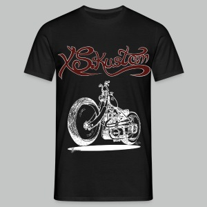 XS Kustom - Black - Men's T-Shirt