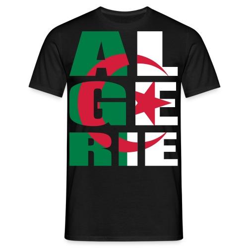 T-shirt Classique Homme G.A.V. Algérie - T-shirt Homme