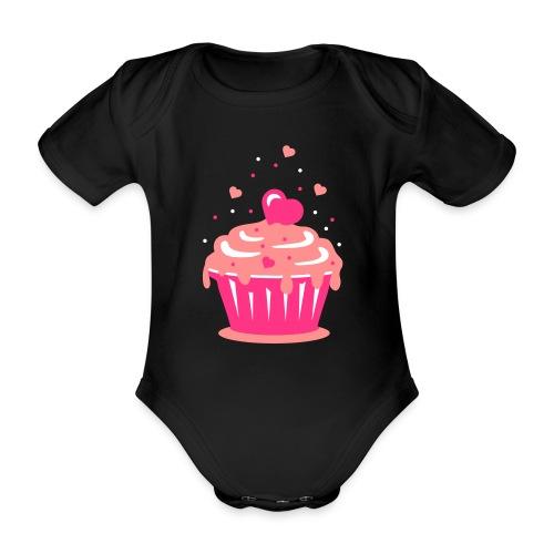 ISaBABY 2 - Organic Short-sleeved Baby Bodysuit