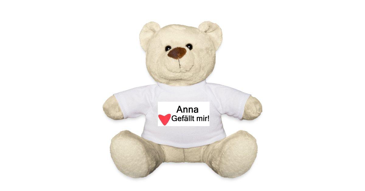 Shirt Tipp Anna Die Begnadete Die Gnade Die Anmutige Teddy
