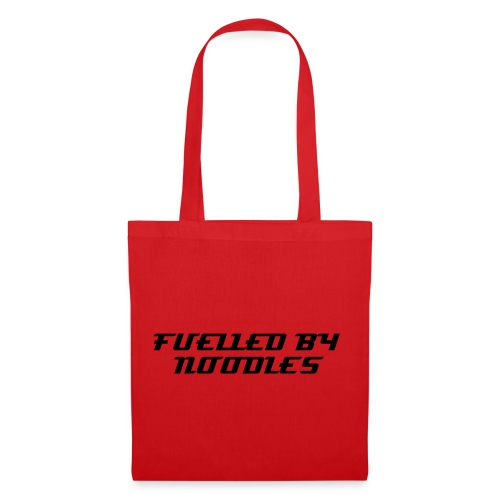 FUELLED BY NOODLES Tote Shopping Bag - Tote Bag