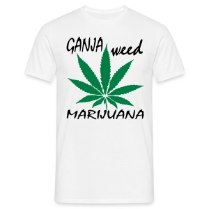weed - T-shirt Homme