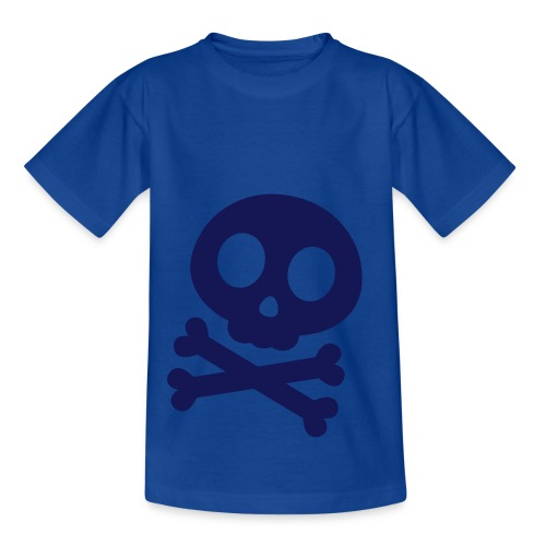 Barn T-shirt med tryck - T-shirt tonåring