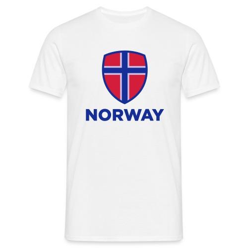 Norway Logo t-shirt - Herre-T-shirt