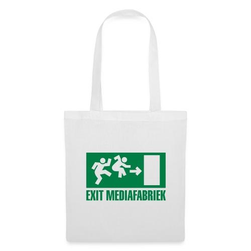 Handige tas voor naar je nieuwe baan - Tas van stof