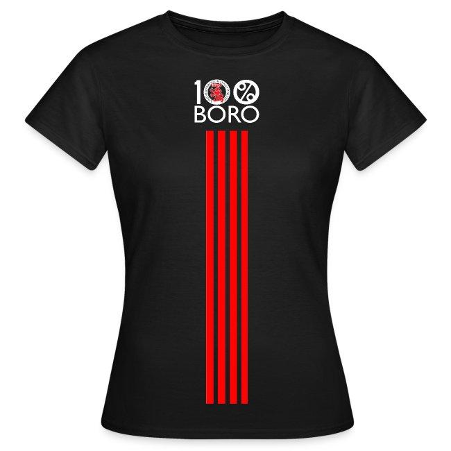 100% Boro