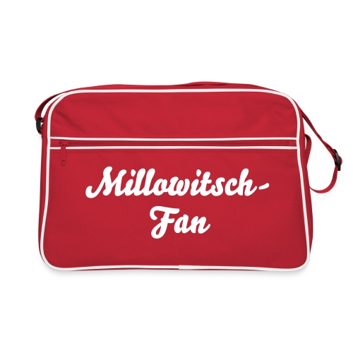Retro Tasche Millowitsch-Fan - Retro Tasche