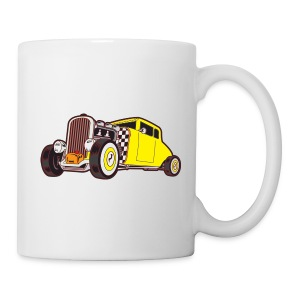 US Hot Rod - Tasse