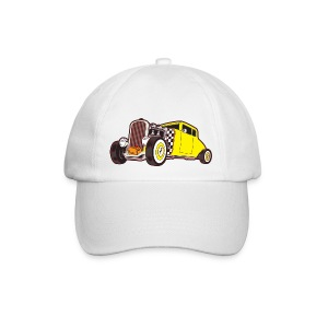 US Hot Rod - Baseballkappe
