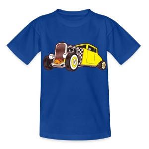 US Hot Rod - Teenager T-Shirt