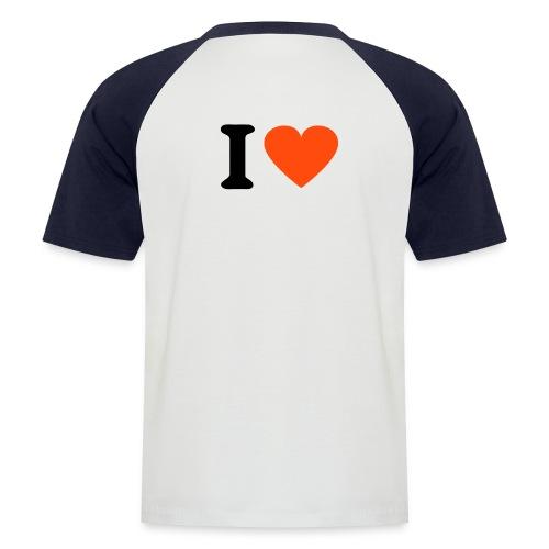 DJ-Modjo - Männer Baseball-T-Shirt