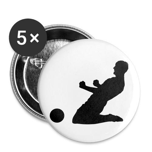 Anstecker Tor - Buttons klein 25 mm