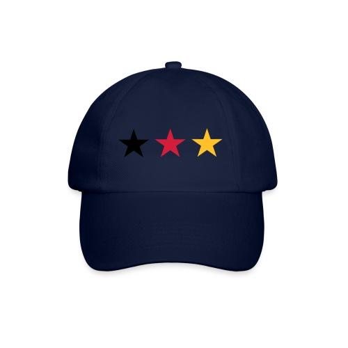 Basekappe - Baseballkappe