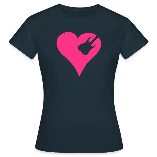 hardrock babe - Frauen T-Shirt