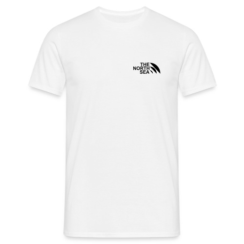 The North Sea T-shirt - Mannen T-shirt
