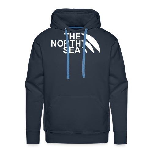 The North Sea hooded sweater - Mannen Premium hoodie