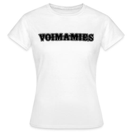 Voimamies - Naisten t-paita
