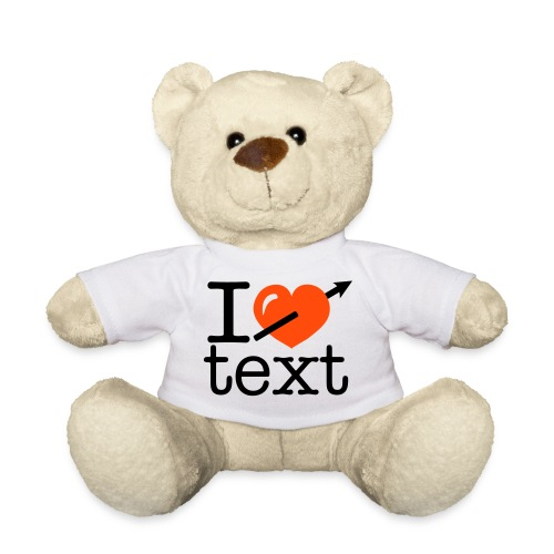 Change the text! - Teddy Bear