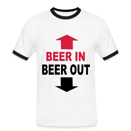 Beer Bliss - Men's Ringer Shirt