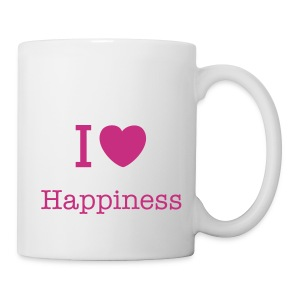 Happiness Funky Mug - Mug