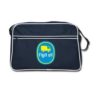FLYTT UT retrobag - Retro veske