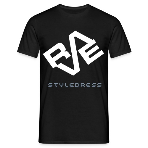Raver Dress Shirt (Männer) - Männer T-Shirt