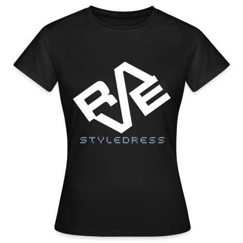 Raver Dress Shirt (Frauen) - Frauen T-Shirt