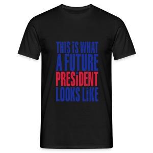 new president tee - Men's T-Shirt