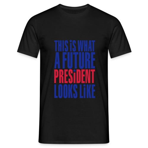 new president tee - Men's T-Shirt