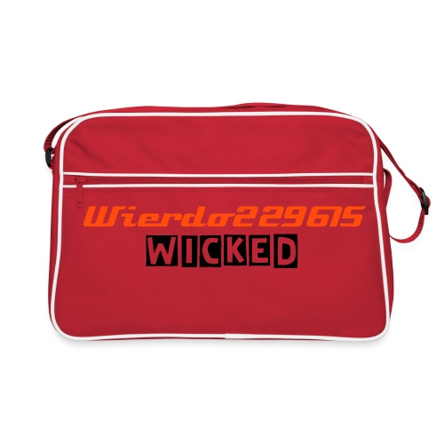 Wicked Bag - Retro Bag
