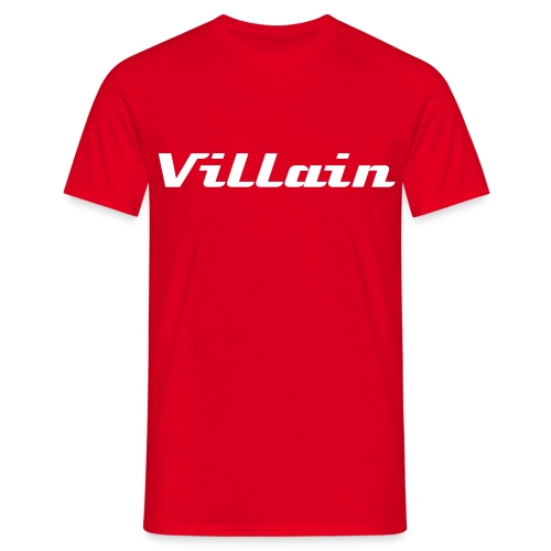 Villain Shirt - Men's T-Shirt