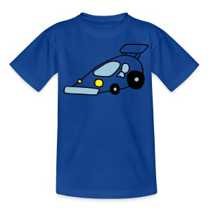 Ron der Rennwagen - Teenager T-Shirt