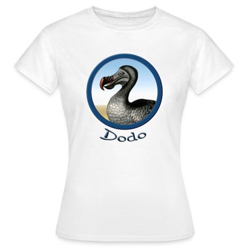 Dodo - Frauen T-Shirt klassisch - Frauen T-Shirt