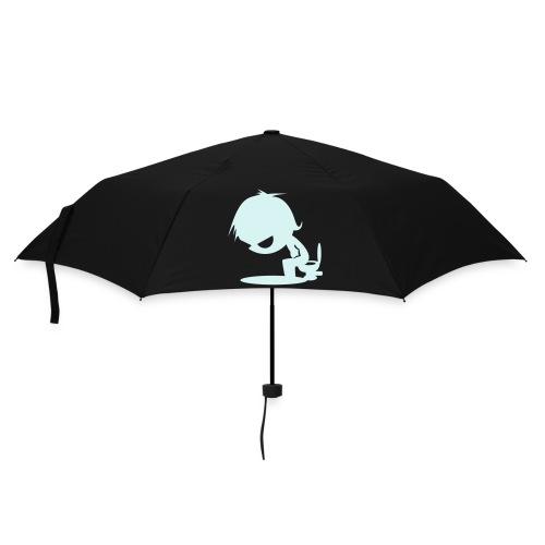 unbrella depressed - Regenschirm (klein)