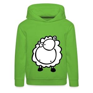 Mäh Schaf Kinder KaPu - Kinder Premium Hoodie