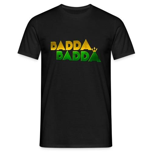 BADDA BADDA CLASSIC TEE MEN - Männer T-Shirt