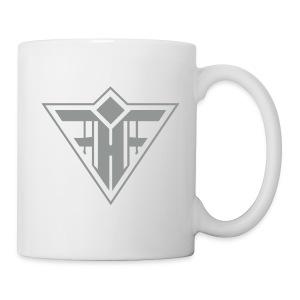 Feindflug - Logo - mug - Mug