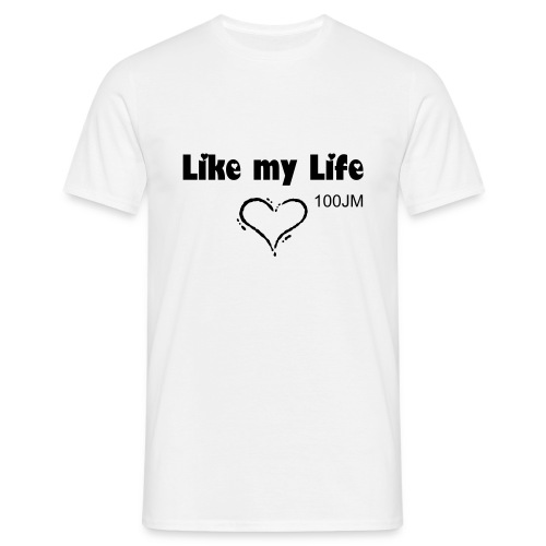 T-shirt - Like my life - T-shirt Homme