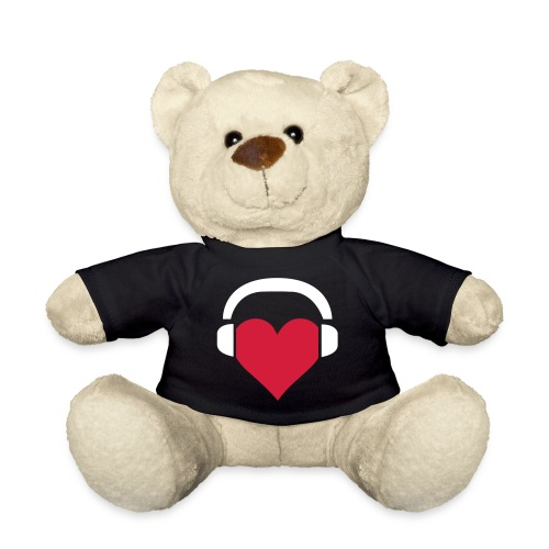 Headphone Love - Teddy