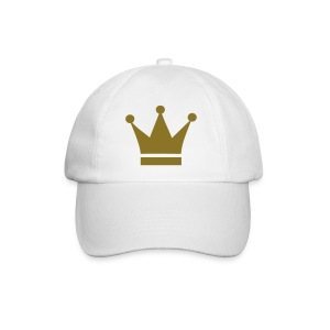 Baseball Cap - baseball,cap,crown,football,hat,king,queen,summer,winter