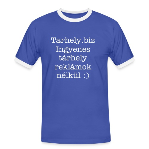 tarhelybiz - Men's Ringer Shirt