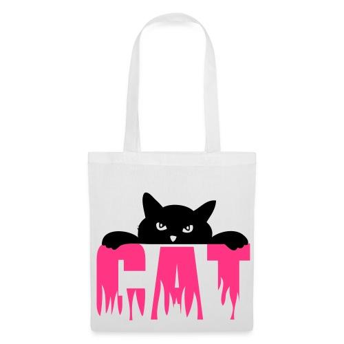 CAT Kitty Tote Bag - Tote Bag