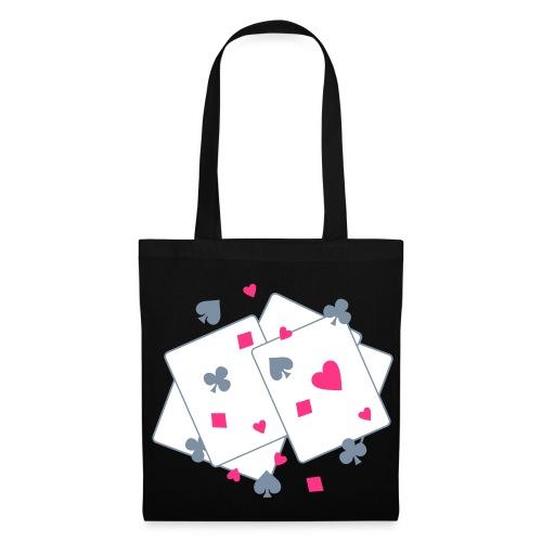 Playing Card Tote Bag - Tote Bag