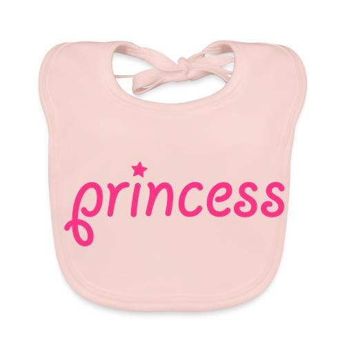 princess - Baby Organic Bib