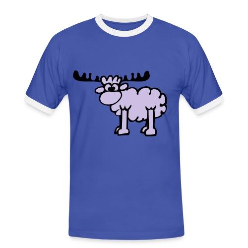 Reno - Camiseta contraste hombre
