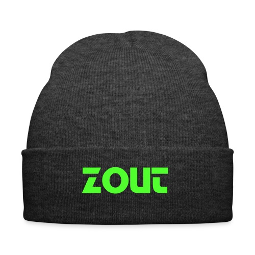 Grey Zout Beanie - Winter Hat
