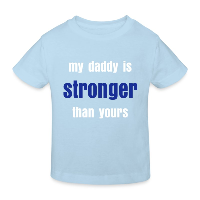 Daddy-Shirt - Kinder Bio-T-Shirt