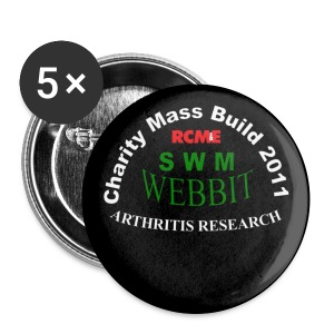 Mass Build Badge - Sample - Buttons large 56 mm