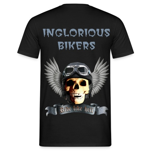 Ride Like Hell - Men's T-Shirt