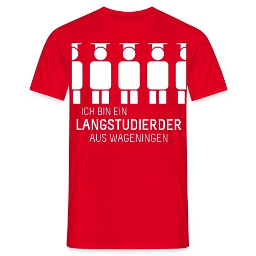 aus Wageningen (Shirt - Heren) - Men's T-Shirt